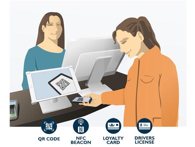 id24 second display identification iPad